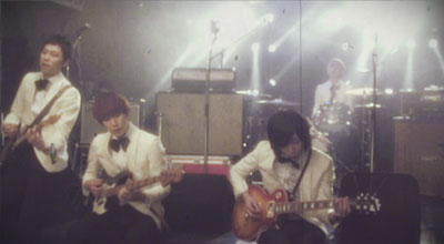 THE BAWDIES『NEW LIGHTS』MV